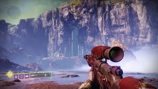 Destiny 2 Forsaken - Long Shadow & Bite The Fox Legendary Sniper Rifles PS4 Pro Gameplay (2018)