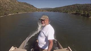 Canoe do this????  Grumpy Old Men & Motorized Canoe Trimaran