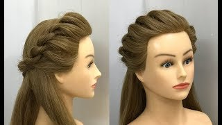 Everyday Hairstyles for College Girls : Easy Hairstyles