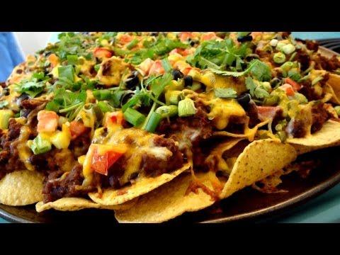 Best Nachos Supreme Recipe