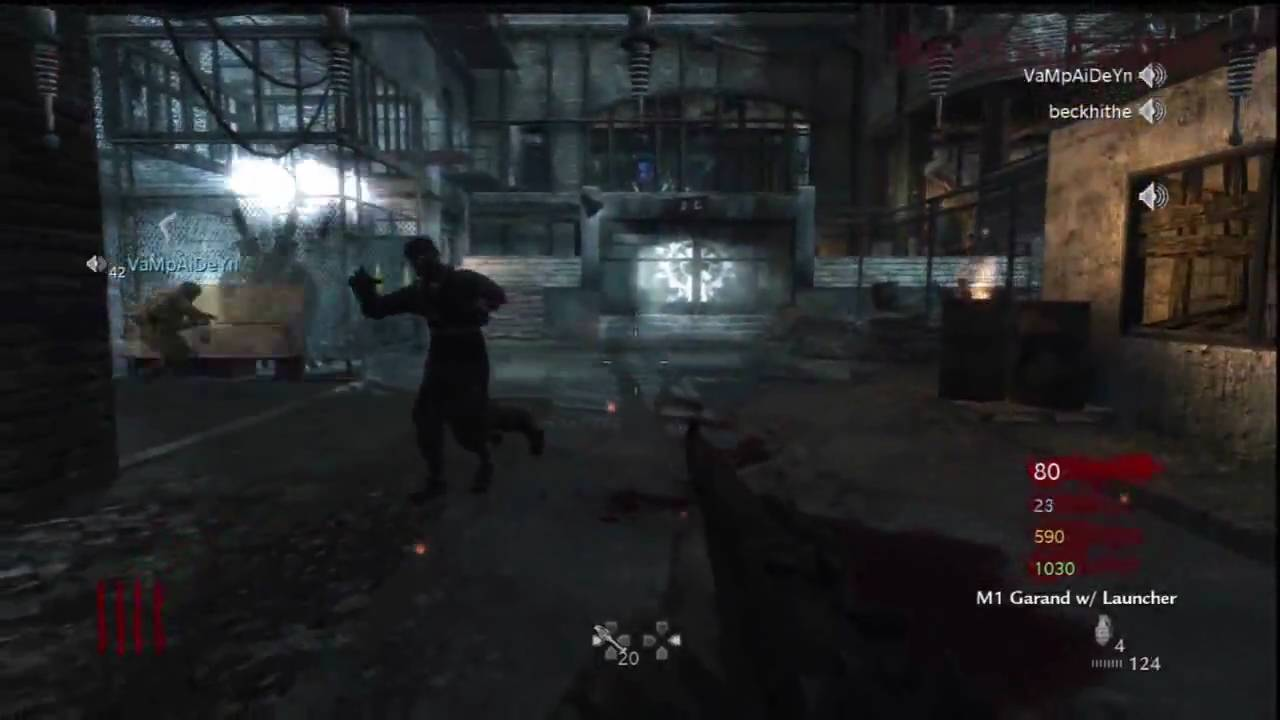 Call of duty world at war zombies der riese