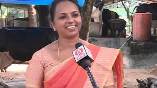 Nisha Benny Makes her Mark as a Dairy Farmer........