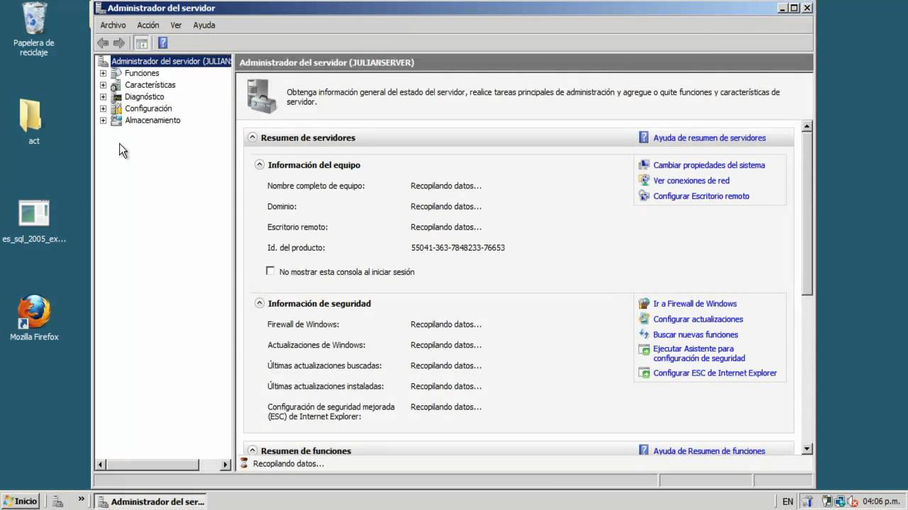 Instalacion y Configuracion DNS en windows server 2008 - YouTube