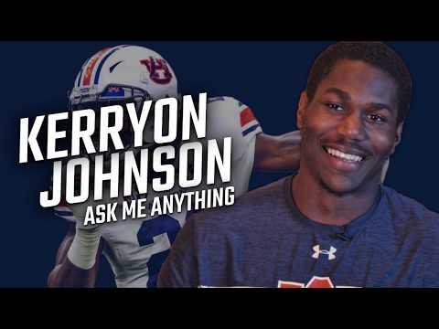 Ask Me Anything: Kerryon Johnson