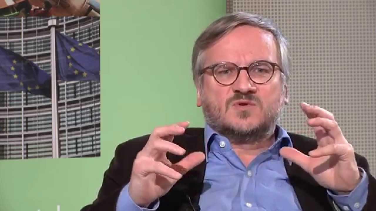 Youtube Video: Donnerstagsgespräch: Dr. Christoph Links - Historischer Reiseführer Sachsen