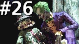Batman Arkham Asylum - Walkthrough - Part 26 - Joker
