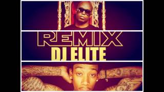 News Rohff-Wiz khalifa (Remix) We dem boyz Dj Elite-One Nouveauté Rap Français (2015)