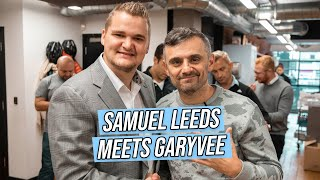 GaryVee discusses Samuel Leeds' Financial Freedom Challenge #FFchallenge