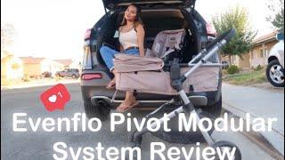 EVENFLO PIVOT MODULAR TRAVEL SYSTEM REVIEW