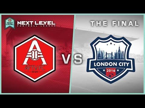 THE FINAL: ARSENALFANTV FC vs LONDON CITY FC! | NEXT LEVEL FOOTBALL LEAGUE