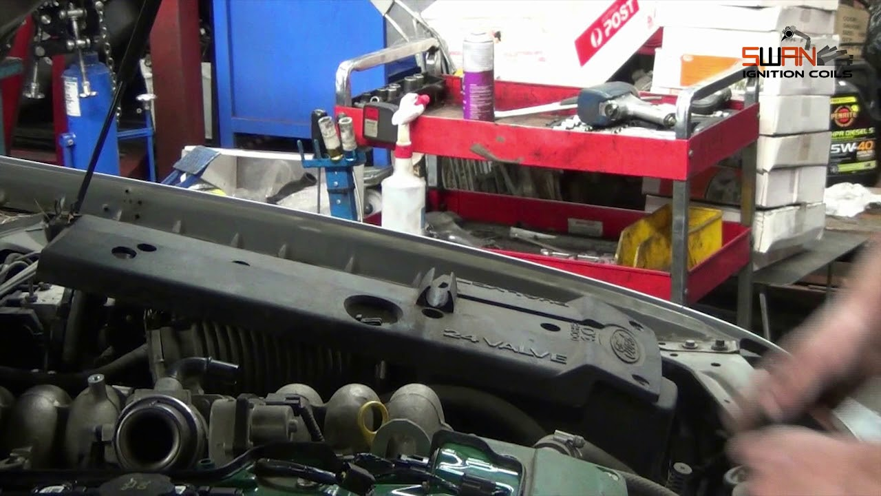 Ford Falcon Ignition Coil Replacement Testing Youtube