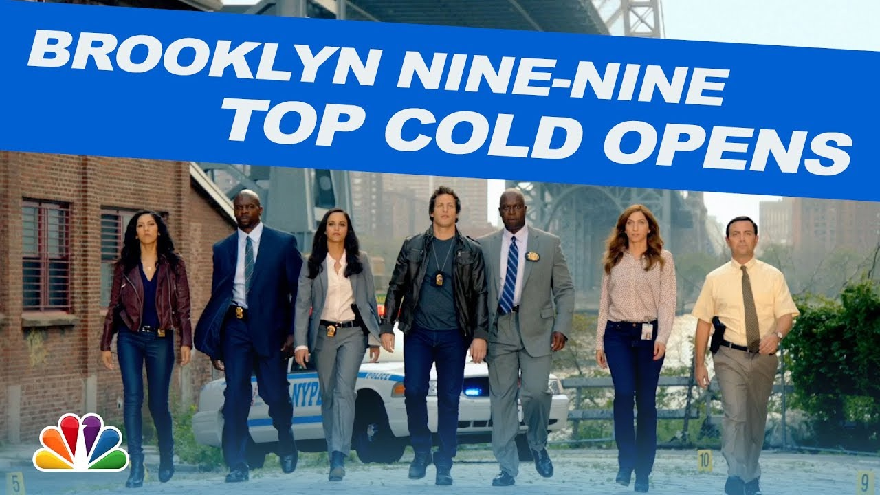 Download The Best of the Cold Opens - Brooklyn Nine-Nine (Mashup)