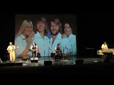 2017 ABBA GOLD   Brenton Langbein Theatre   The Visitors Medley