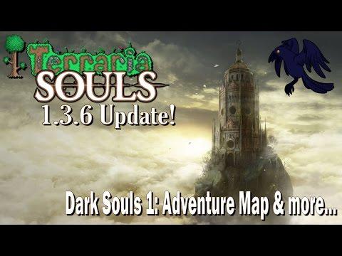 Dark Souls Maps & More: Terraria 1.3.5