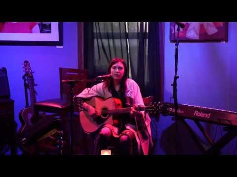 Dasha's first open mic in Minneapolis