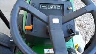 Restoring a John Deere 180 Tractor