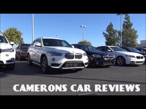 2016 BMW X1 Review: A More Practical Crossover | Camerons Car Reviews