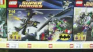 Lego TOYS R US: Ninjago POTC Star Wars LOTR Hobbit Chima