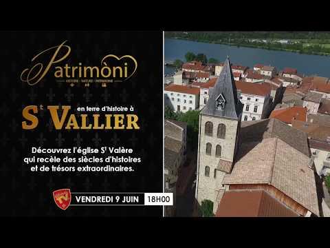 Teaser église st Vallier-sur-Rhône