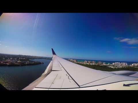 Aterrizando en San Juan - Puerto Rico - United - GoPro HD