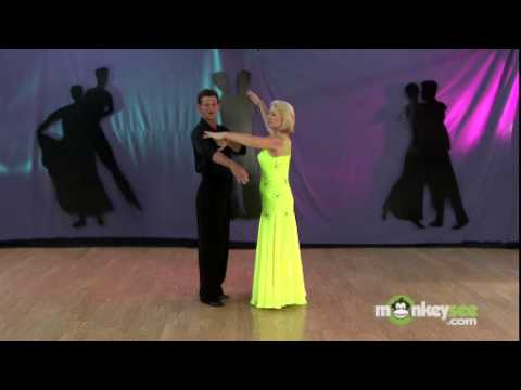 How to Waltz - Posture and Framing
