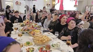 Свадьба Ибрагима и Альбины в Бишкеке часть 2