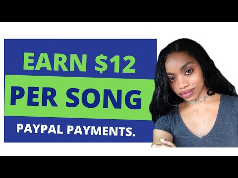 Make Up To $24 An Hour LISTENING TO MUSIC🎶 (Make Money Online)