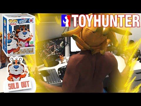 Funko Pop AD Icons Tony The Tiger Flocked [Skit]