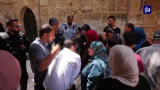 تحذير من أزمات أخرى في القدس إذا استمر الاحتلال في انتهاكاته - (2017-8-1)