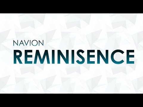Navion - Reminiscence [HQ + HD RADIO EDIT]
