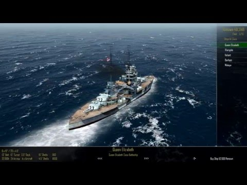 Let's Play Atlantic Fleet Campaign. Part 7.