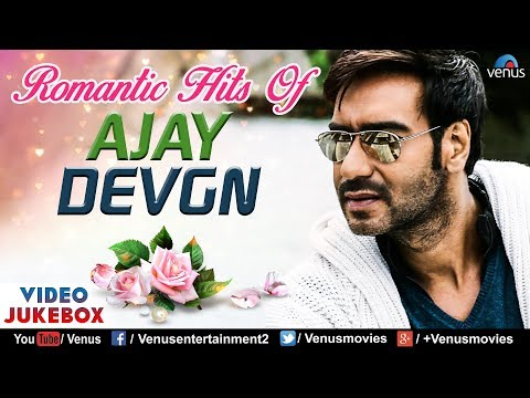 Ajay Devgn - Romantic Hits | Best Bollywood Romantic Songs | 90's Bollywood Romantic Songs | JUKEBOX thumbnail