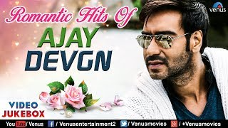 Ajay Devgn - Romantic Hits | Best Bollywood Romantic Songs | 90's Bollywood Romantic Songs | JUKEBOX