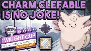 CHARM CLEFABLE Is A Beast In The Twilight Cup! - Mirror Cup - Pokemon GO PvP