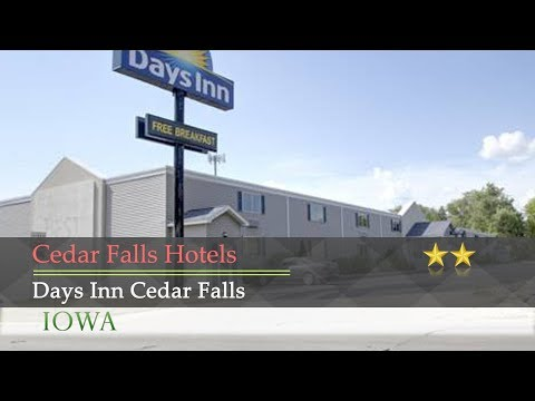 Days Inn Cedar Falls - Cedar Falls Hotels, Iowa
