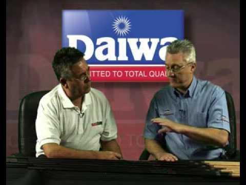 New Daiwa TDSR3 Match and Leger Rods