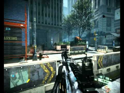 Crysis 2 v1.9 DX11 High Resolutions Texture Pack HD