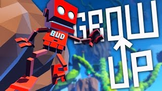 UP UP AND AWAY | Grow Up #2