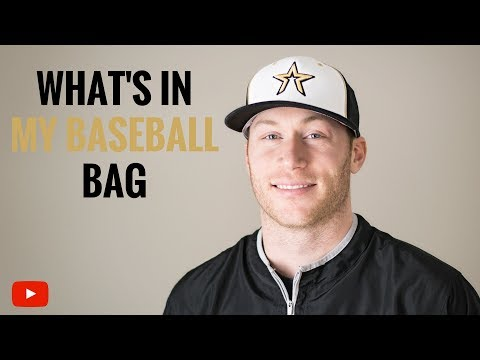 What's In My Baseball Bag?