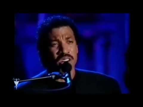 Lionel Richie - Stuck On You (Studio Version)