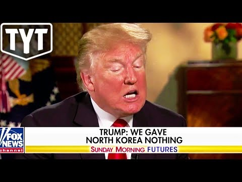 Trump Regretting North Korea Deal