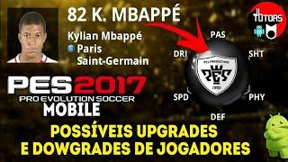 Mbappe pes 2018 video clip