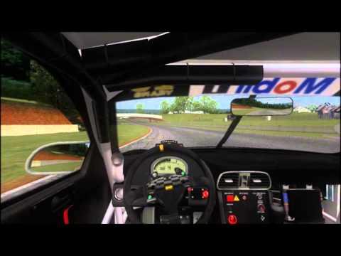 [rFactor] Porsche Carrera Cup 2012 Michael Ammermuller Road Atlanta on board
