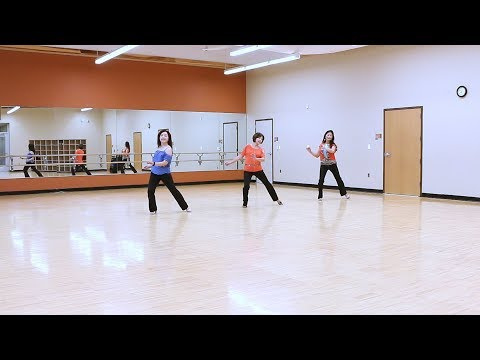 Devil Calling - Line Dance (Dance & Teach)