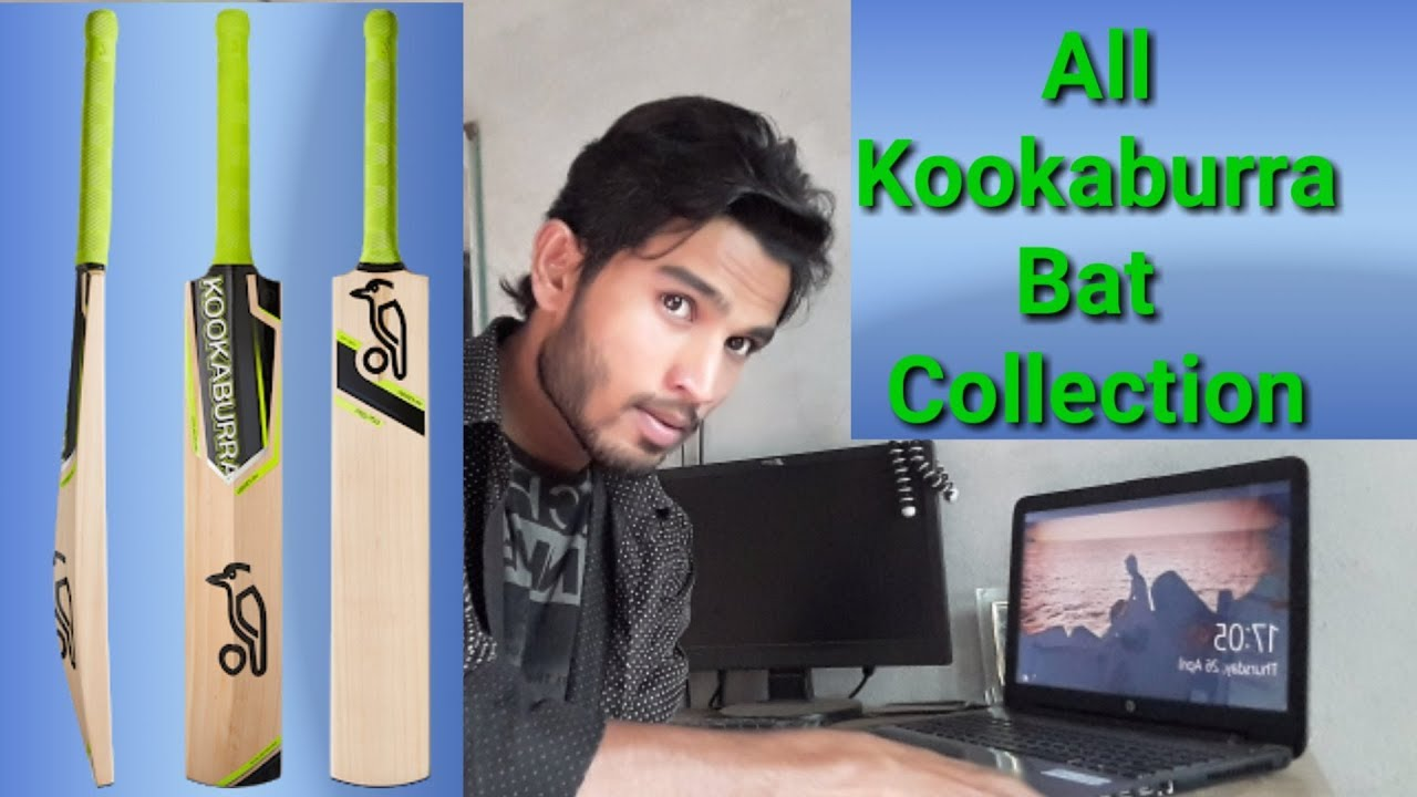 93a5dc3febf Kookaburra All Bat Collection - YouTube