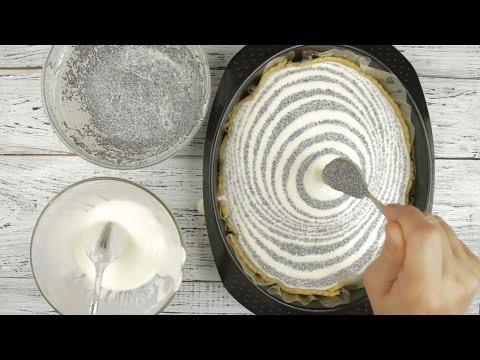 Творожный пирог с маком - Рецепты от Со Вкусом