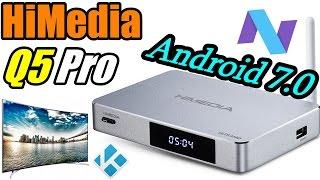 HiMedia Q5 Pro - Recenzja przystawki do telewizora