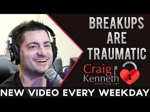 BreakUps Are Traumatic