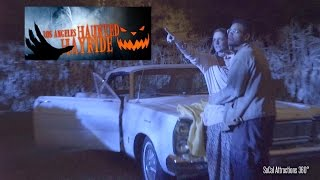 Los Angeles Haunted Hayride Boogeyman 2015 Highlights - Griffith Park - Old L.A Zoo