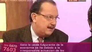 El Gato al Agua 21-01-2008: Entrevista a José Ignacio Gutiérrez Laso (vídeo 2)
